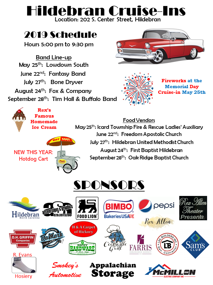 5-25-6-22-7-27-8-24-9-28-2019-Cruise-In-Flyer-Hildebran-North-Carolina.png