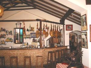 Andalucian bar