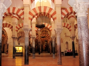 The Mezquita, Andalucia