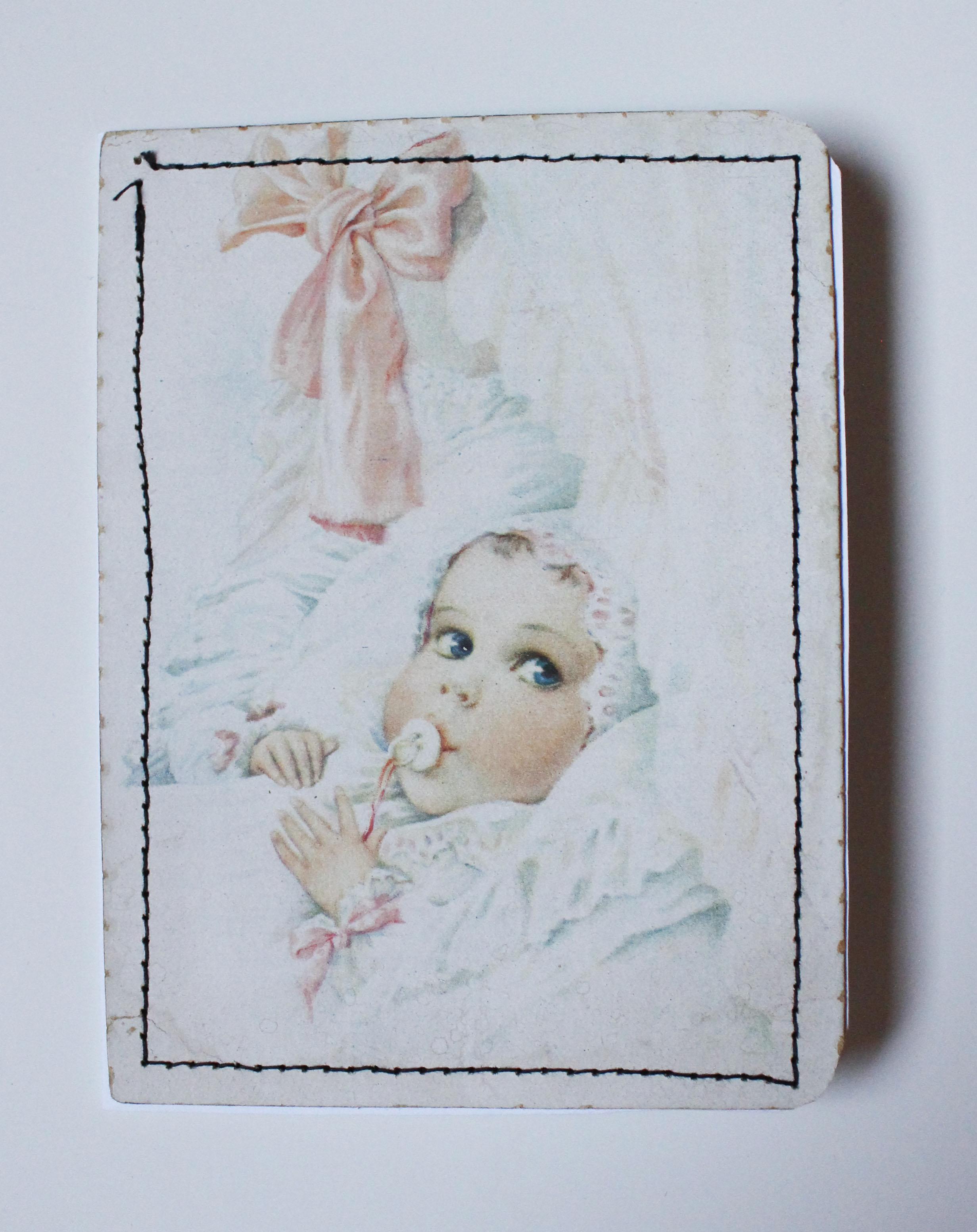 vintage card baby 1.JPG