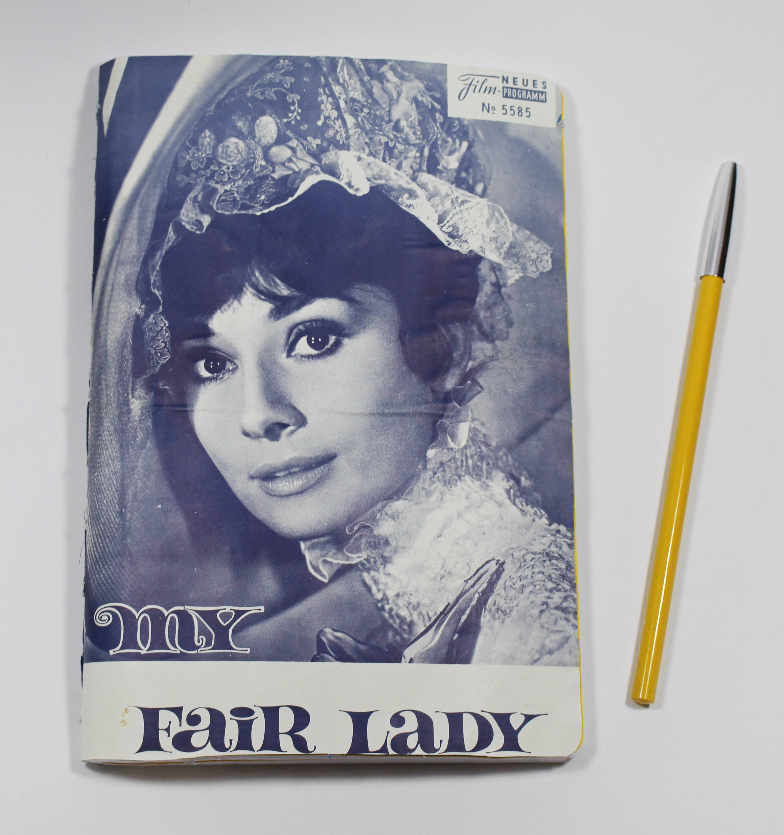 vintage_sketchbook_My_Fair_Lady_1.JPG