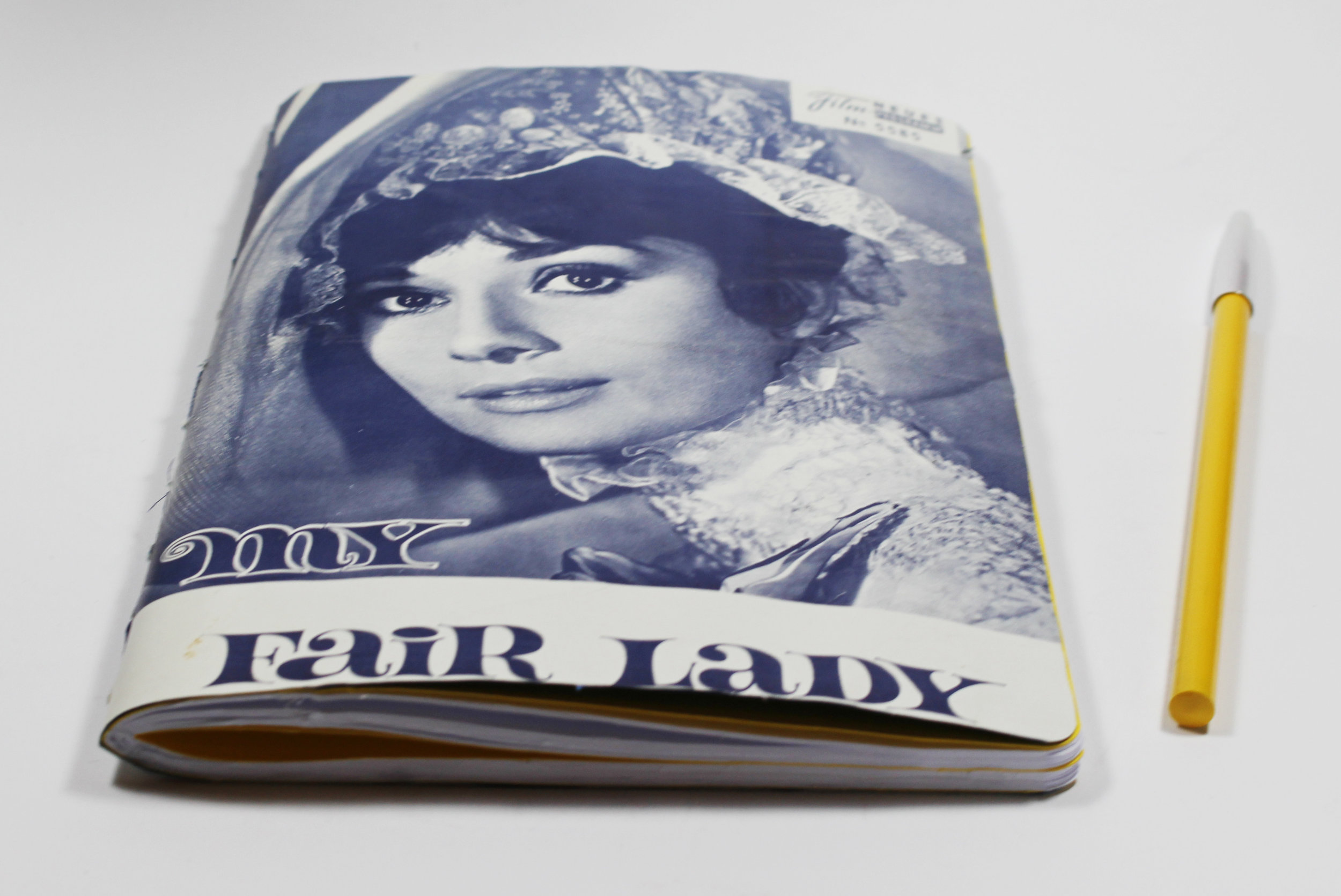vintage_sketchbook_My_Fair_Lady_2.JPG