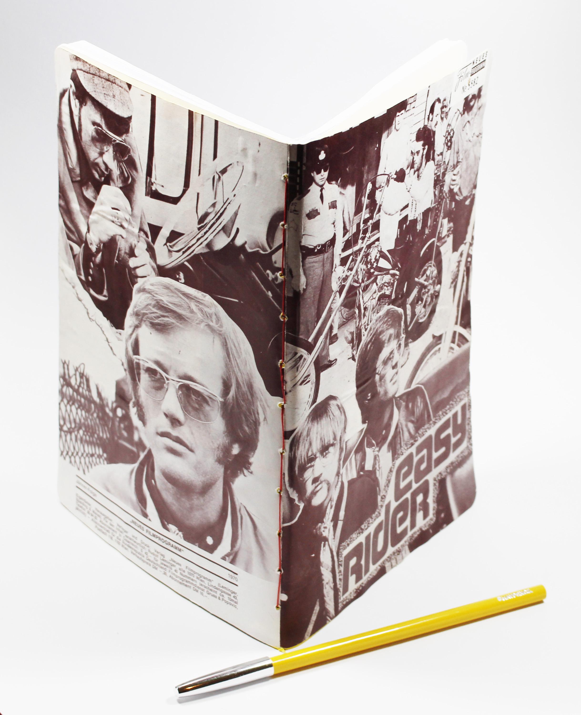 Filmheft als Buchcover