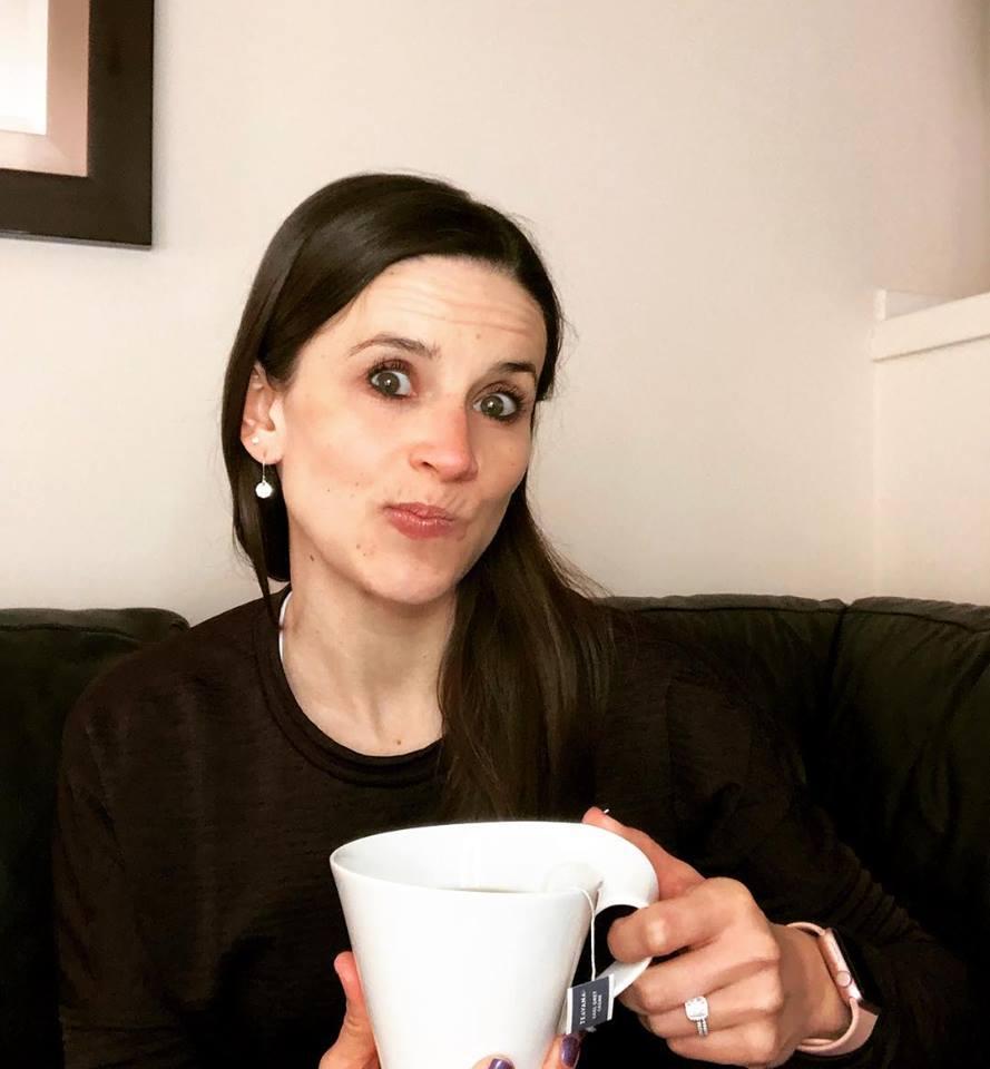 Sarah with tea.jpg