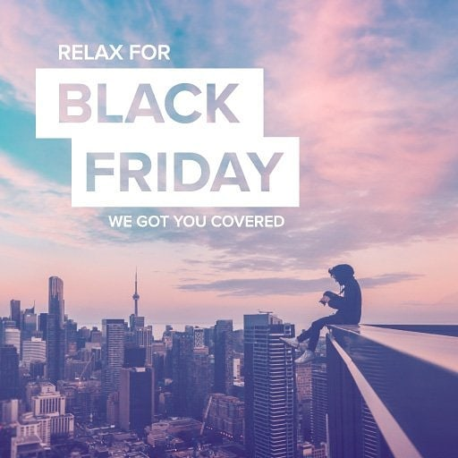 Relax for #blackfriday as we got you covered with a 50% #discountcode you can use to purchase any of our #adobemuse templates and widgets. Learn more at www.urmuse.com/muse-offers