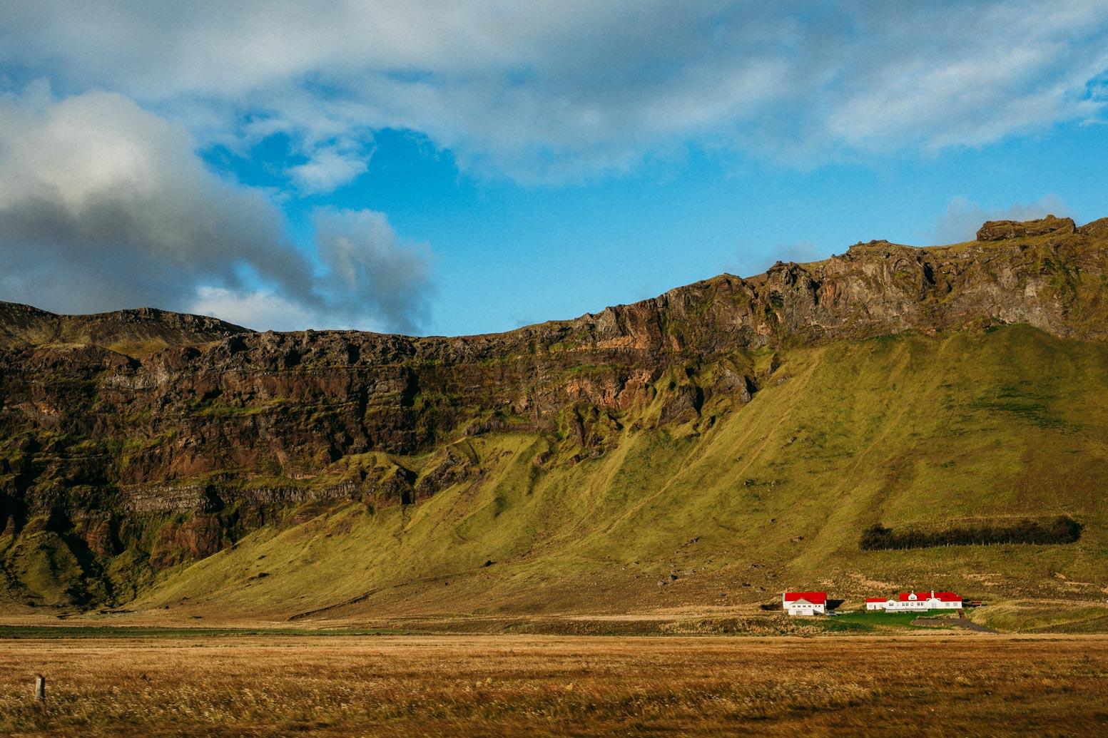 Drive back to Reykjavik from Solheimasandur Plane Wreck