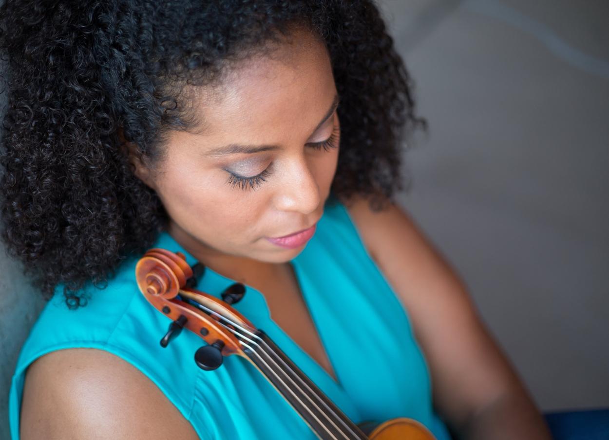 Patricia Cole, violin