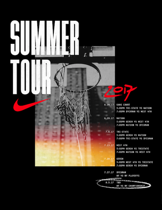 NIKE BASKETBALL - NYC