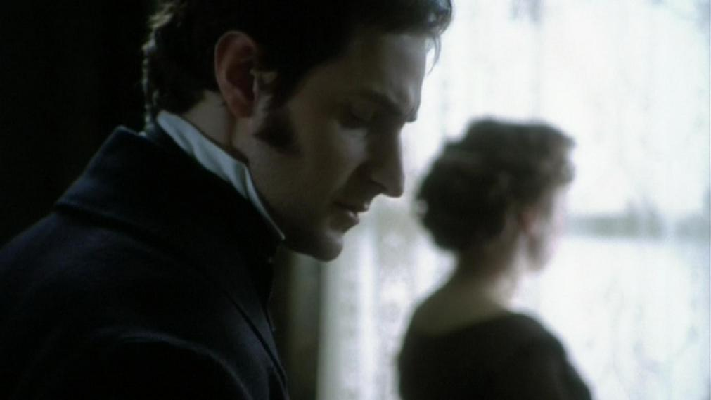 The BBC's John Thornton tries to recover from Margaret's rejection.