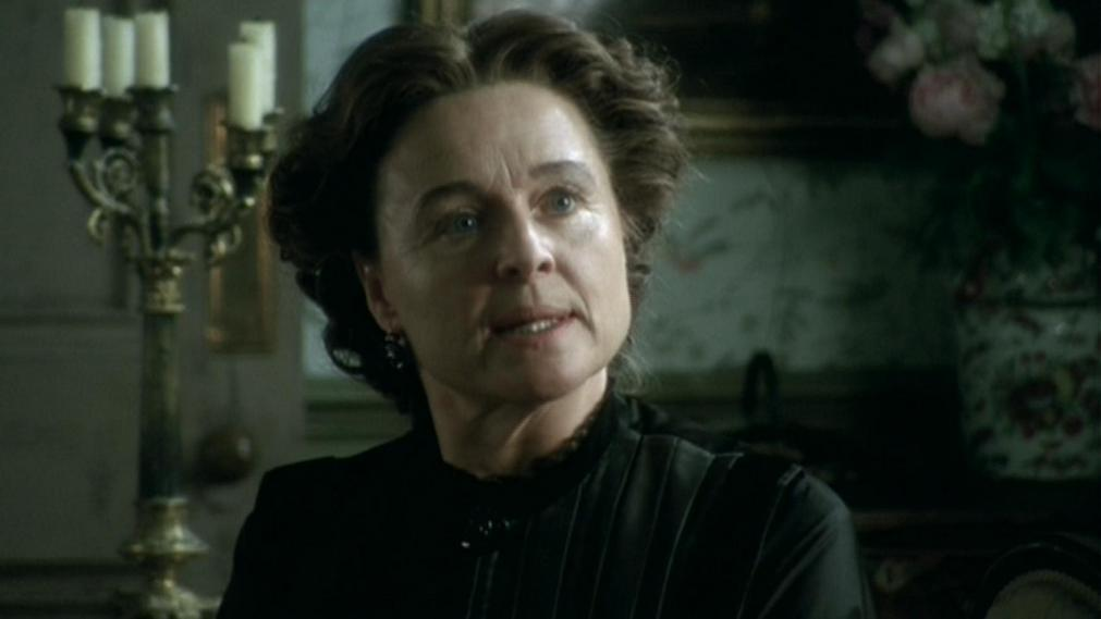 The wrath of Mrs. Thornton unleashed on Margaret.