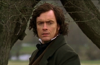 As tempestuous, rugged, and sublime as nature itself. (Toby Stephens as the BBC's Edward Rochester in  Jane Eyre )