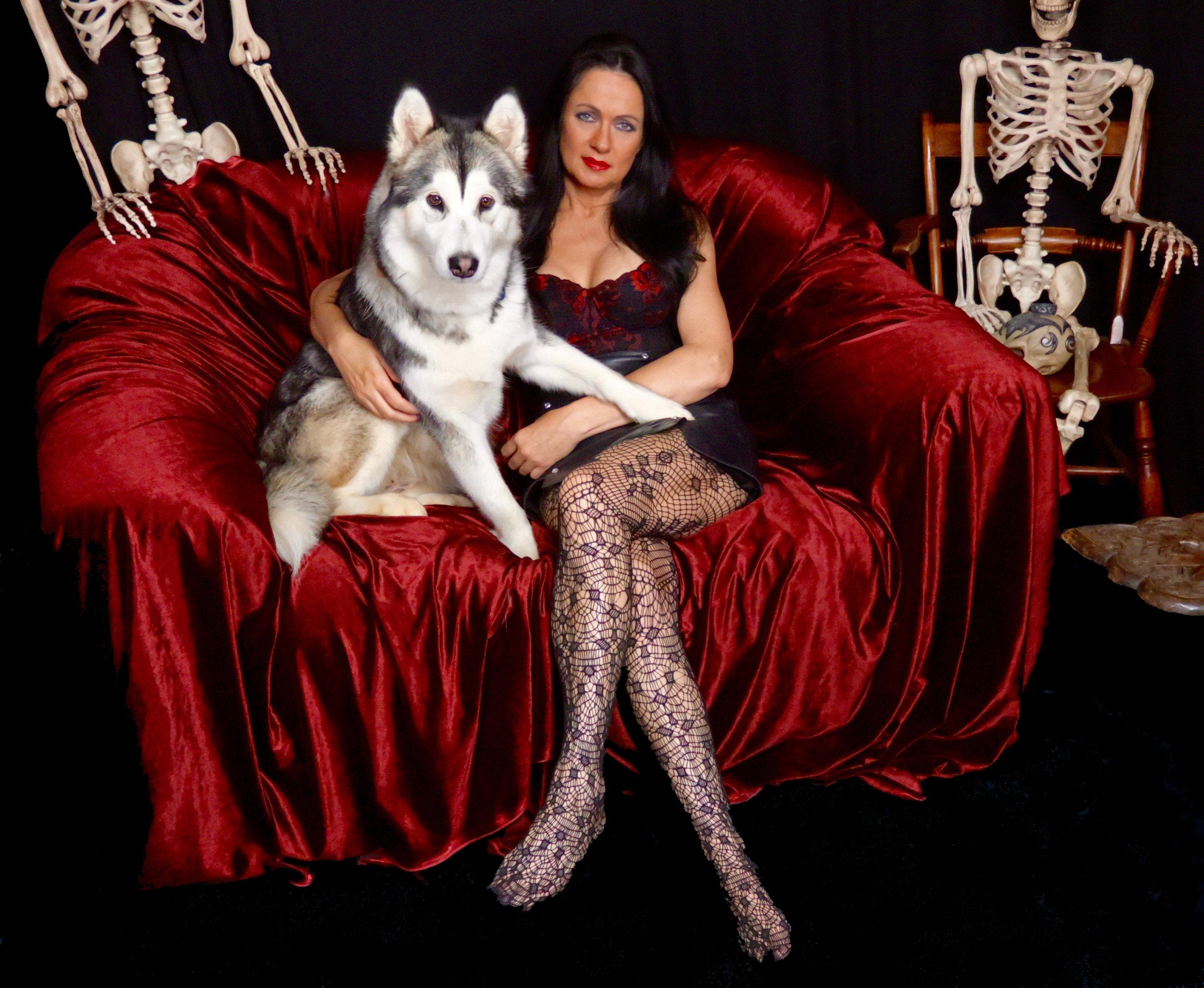 Judy Vamp-Shire and Vamplena