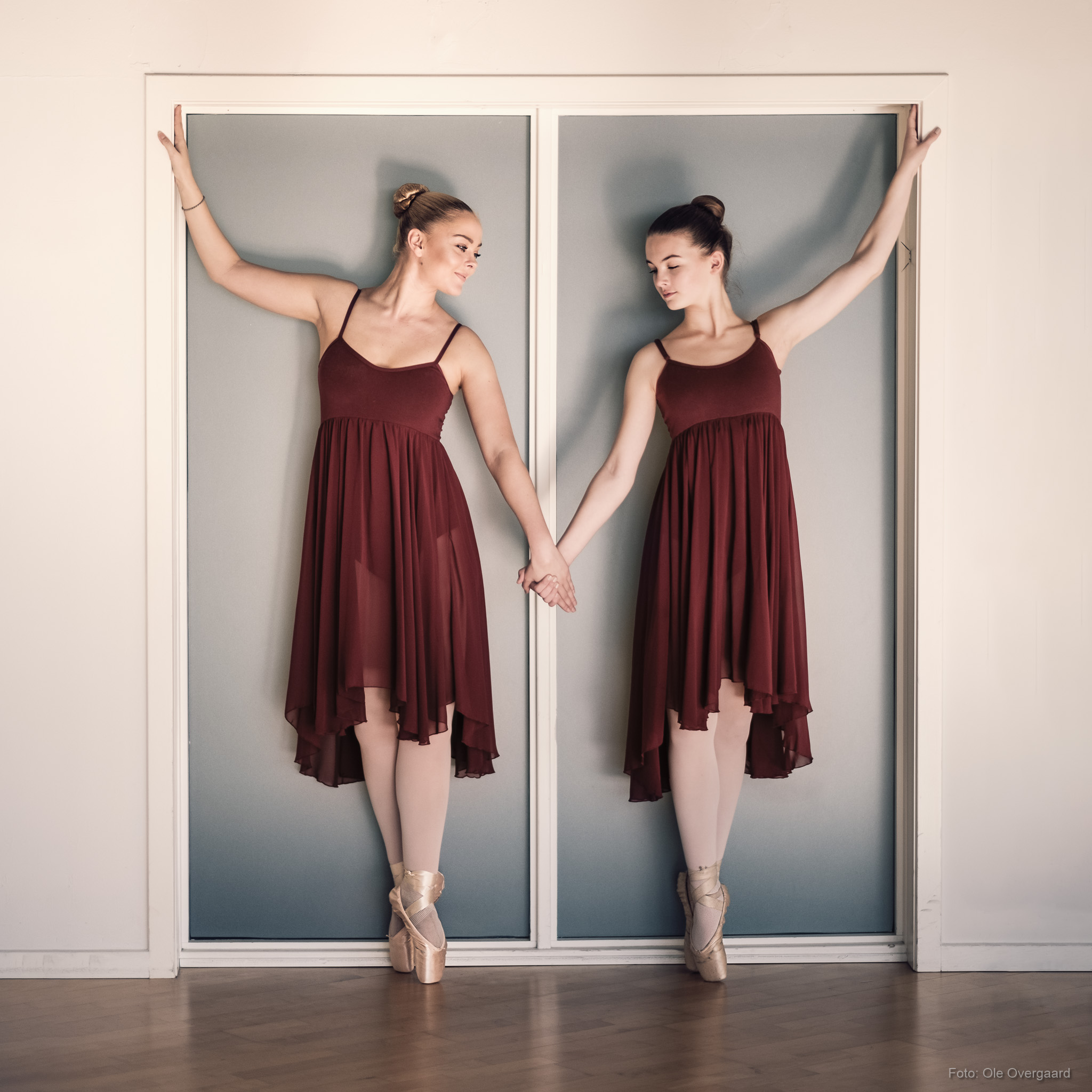 Amalie Therese Peronard & Alvilda Bech Schwartz