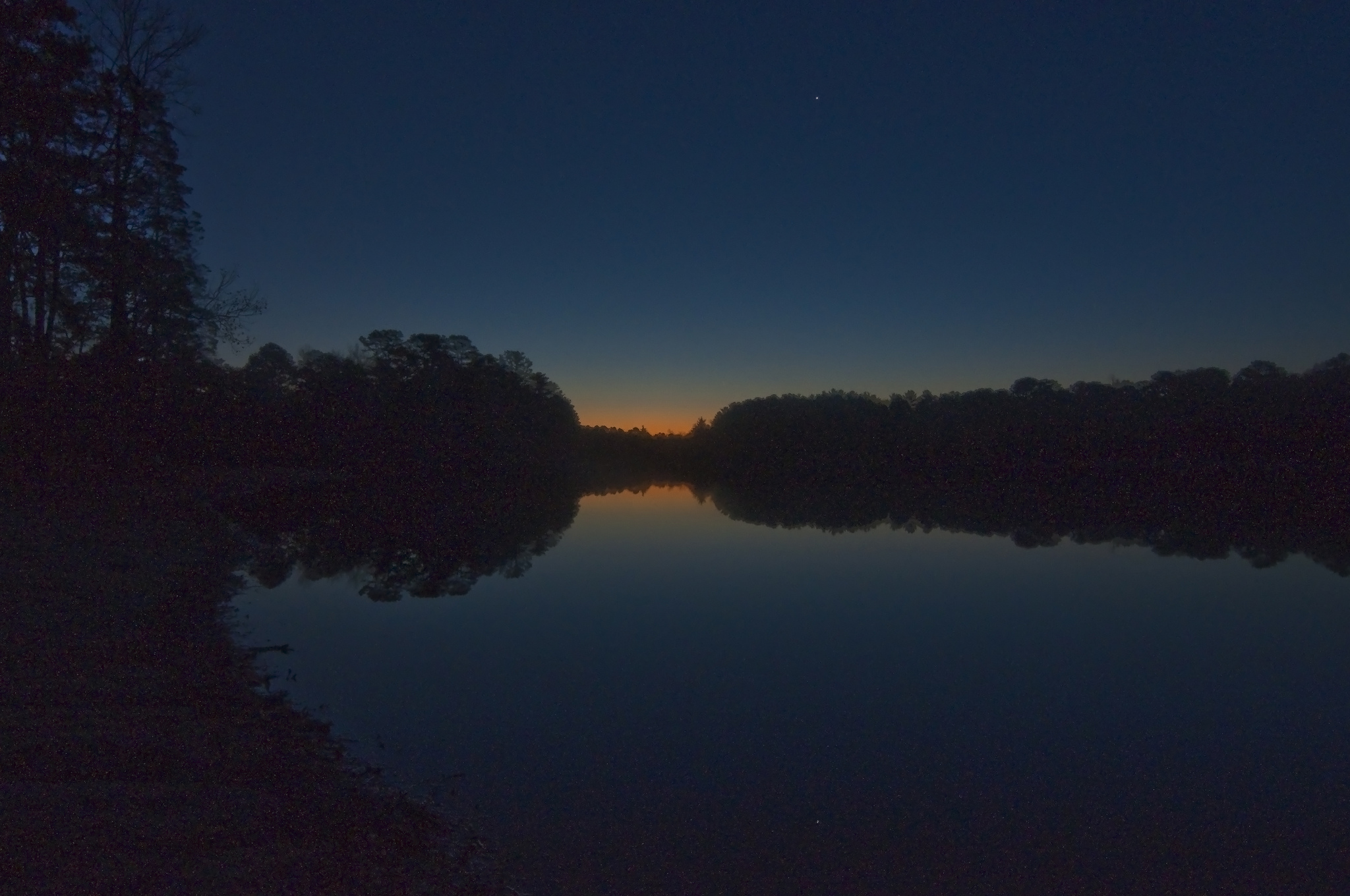 Sunrise with Venus