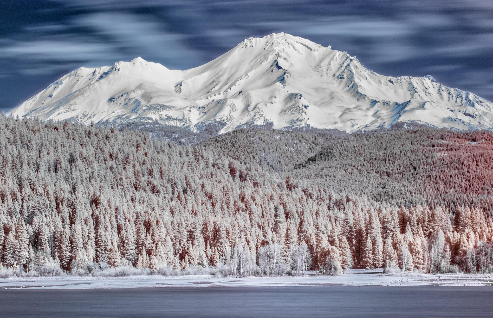 Mt Shasta & Shastina