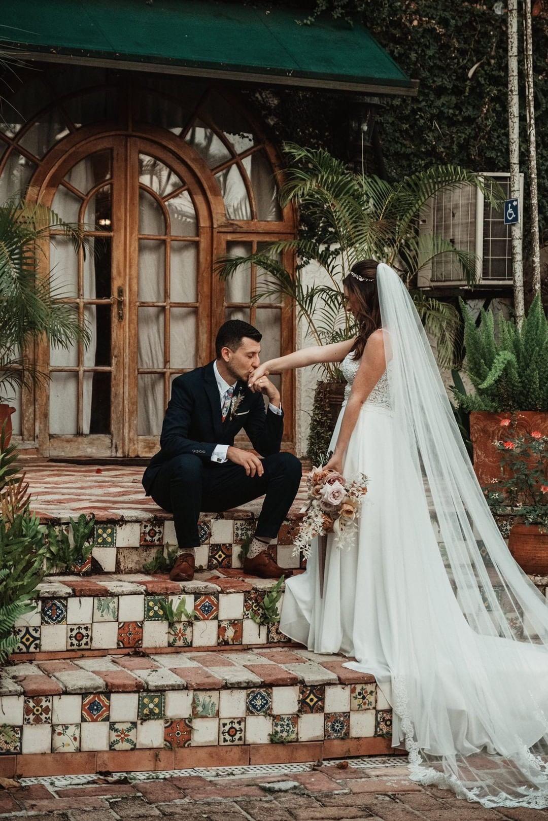 a dream destination wedding