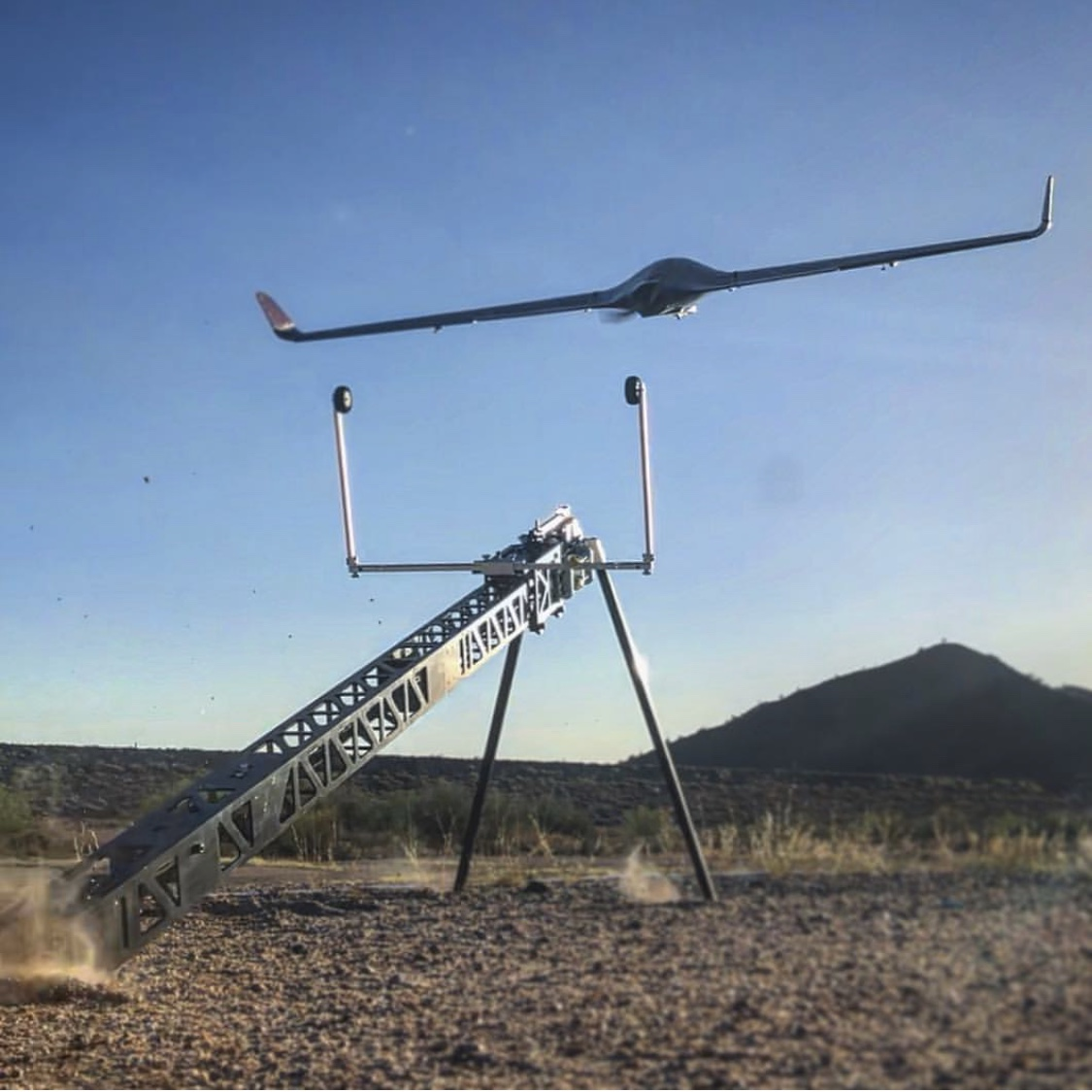 X8 UAV Launch.jpeg