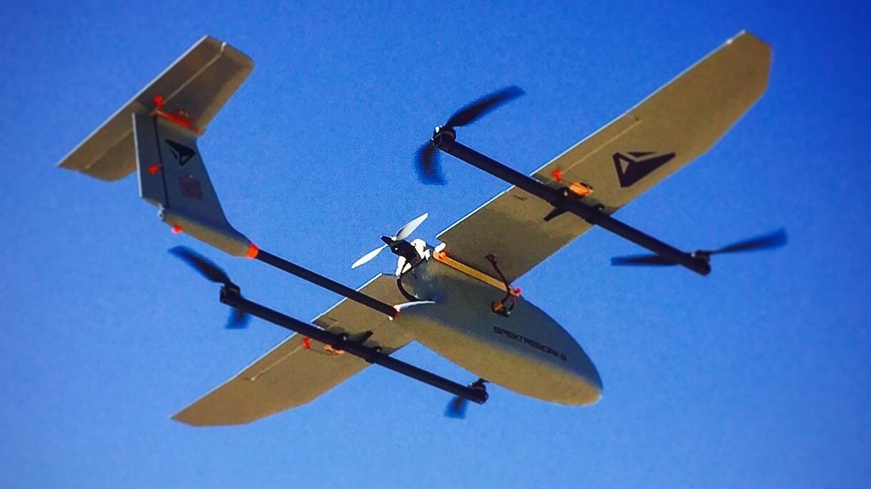 Quadplane - Electric And Gas Powered