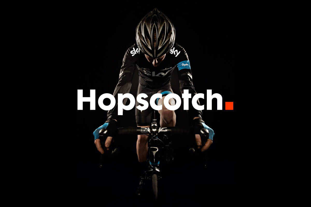 Hopscotch Bicycle Co. Branding / UI/UX - 2014