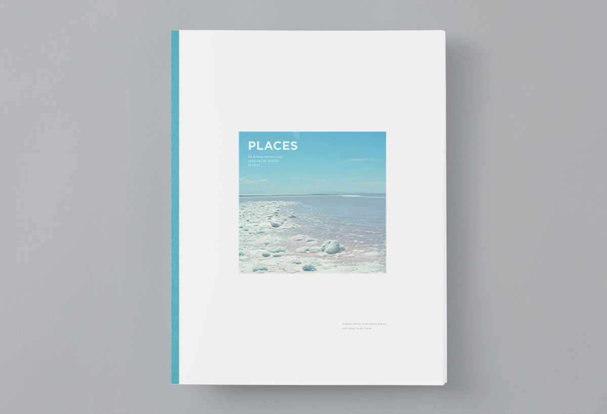 Places Editorial  Print - 2013