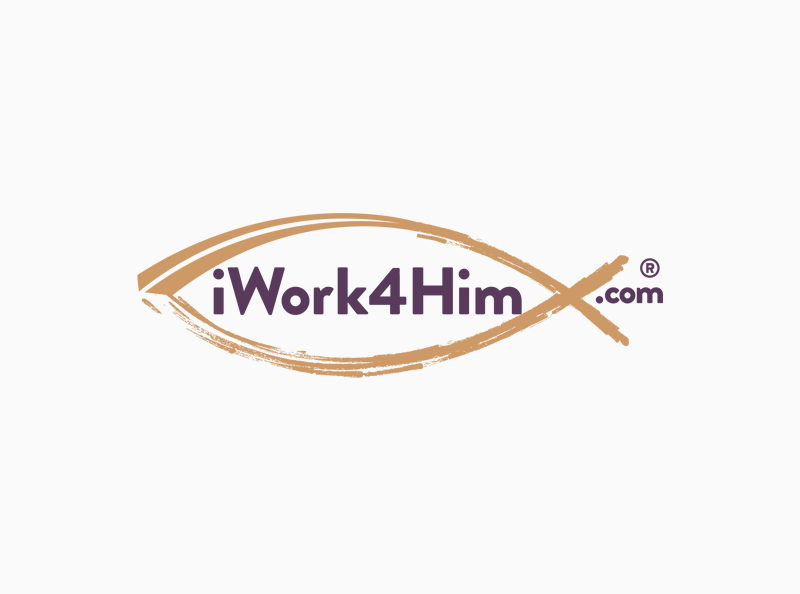 It [iWork4Him] has helped me to see that faith and work aren't supposed to be separate. That I am a Christ follower 24/7 and not just Sunday mornings. It is a daily reminder I need.