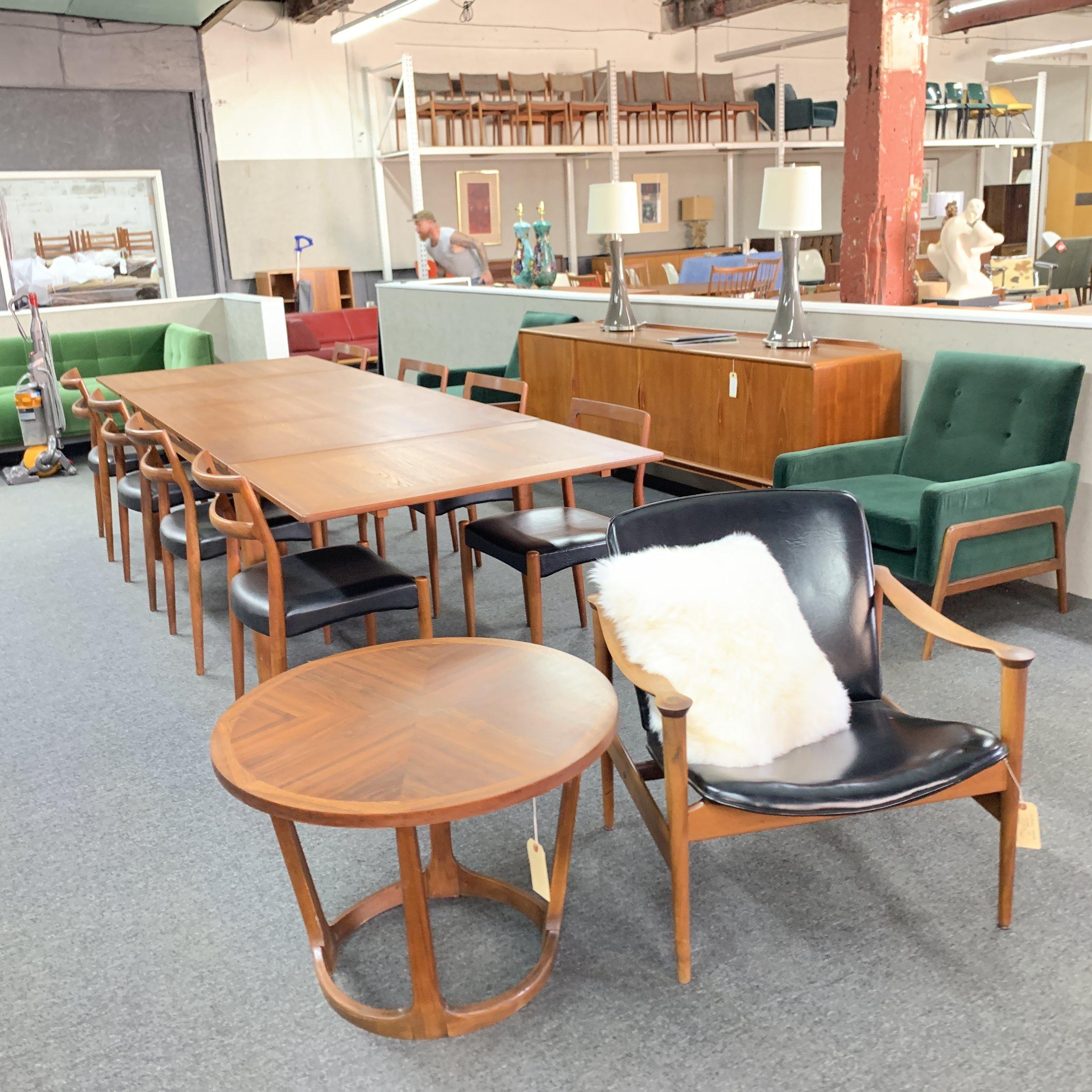 Mid-Century Furniture Warehouse