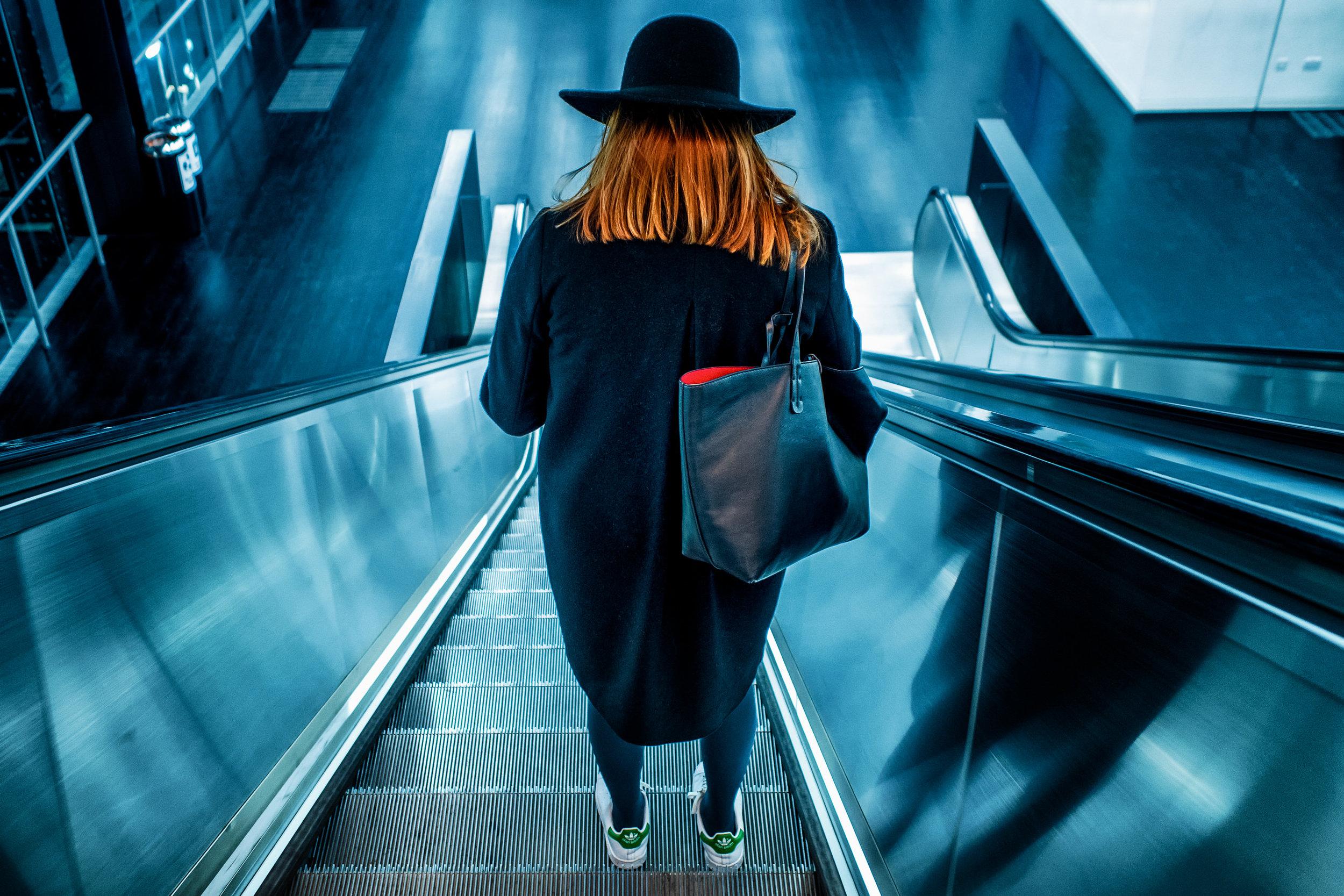Fire & Ice - Taken at Tate Modern, London