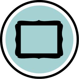 A frame icon by Denver illustrator Jonathan Fenske for the blog The Penzy