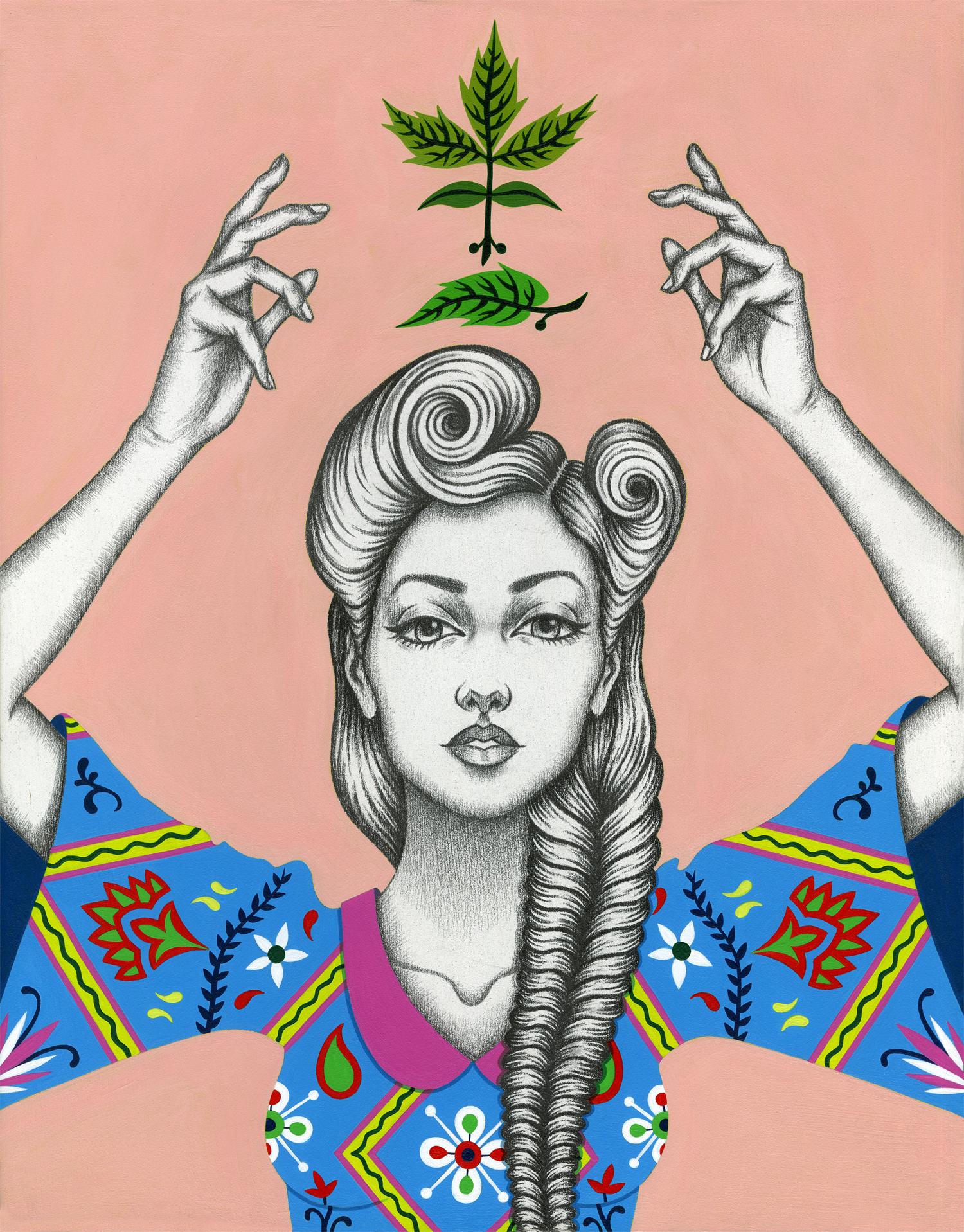 Priestess of the Wind