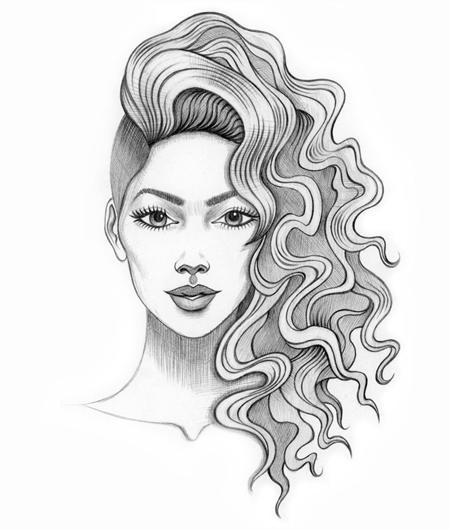 Ethelinda (Drawing)