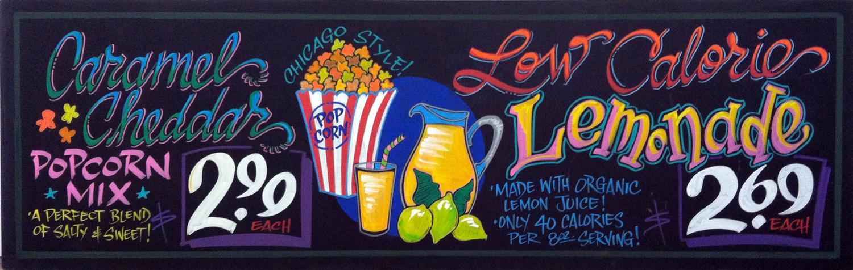 Popcorn Lemonade
