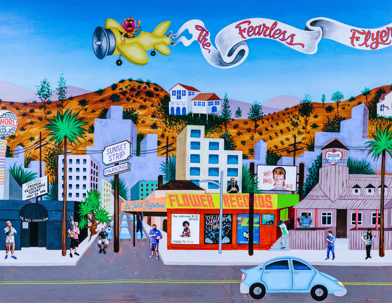 2016-Jeaneen Carlino-Mural Art-Painting-TJ's Sunset Strip-3.jpg