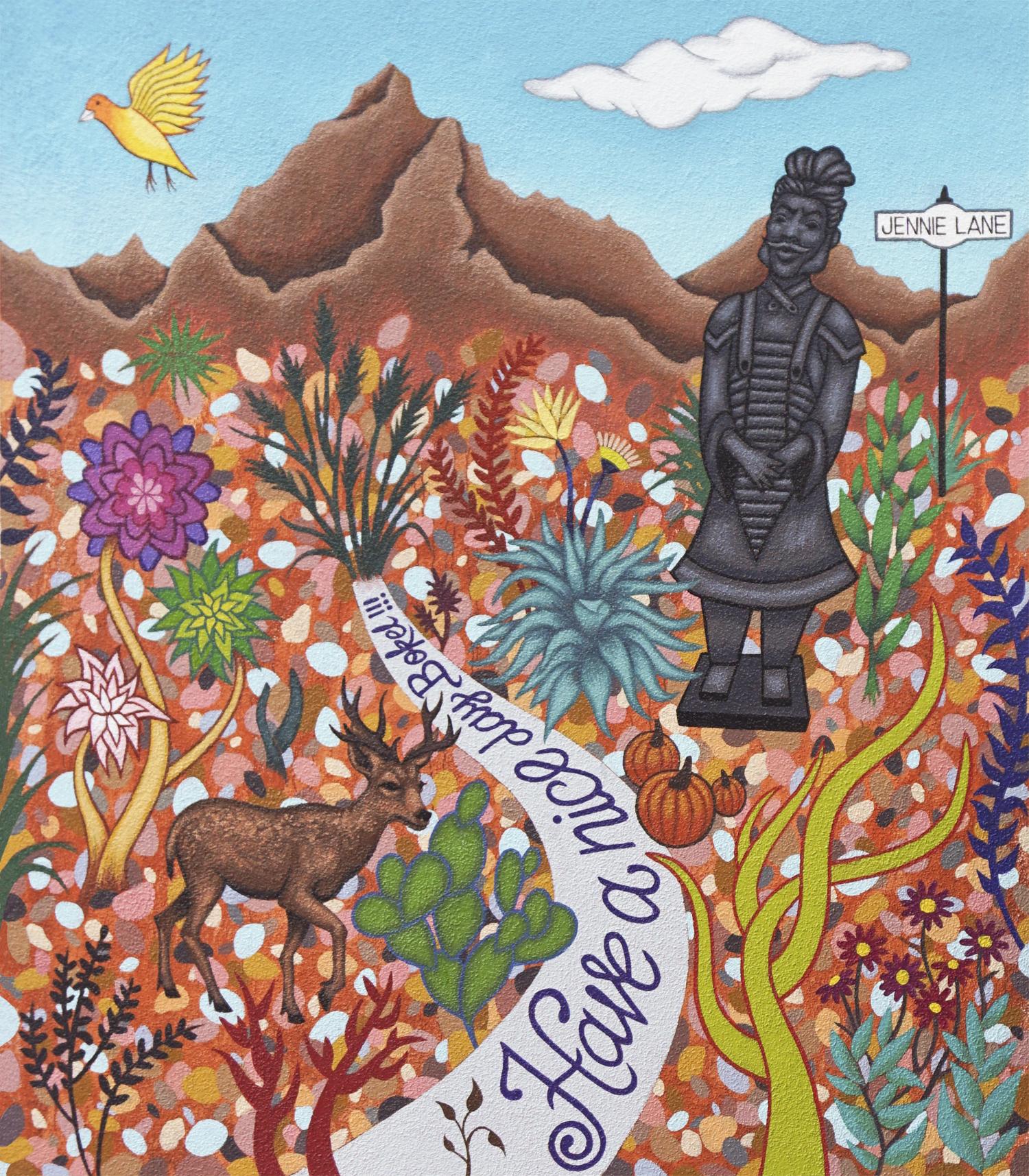 2017-Jeaneen Carlino-Mural Art-Painting-Garden of Laurel Canyon-1.jpg