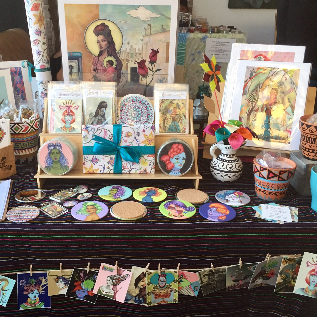 Friendsgiving Holiday Mercado at Aiign Gallery - Highland Park, CA