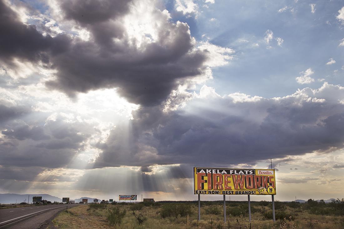 Akela Flats, TX
