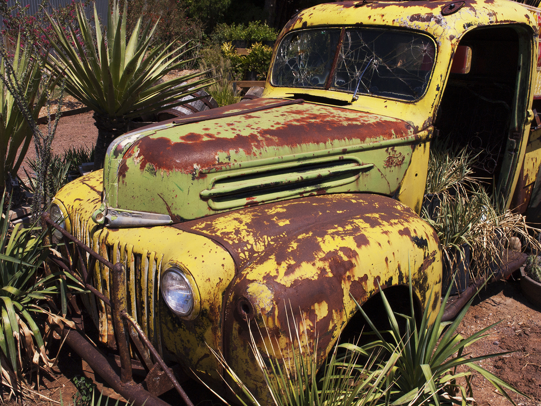 Yucca Truck