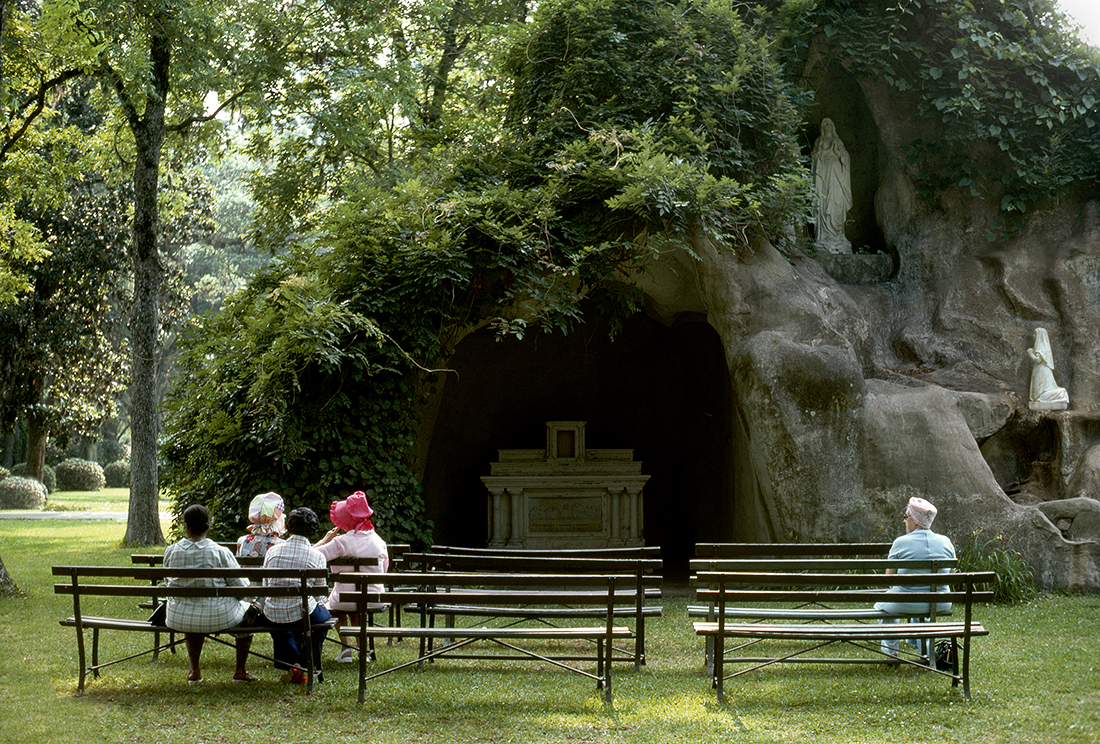 St. Charles Grotto