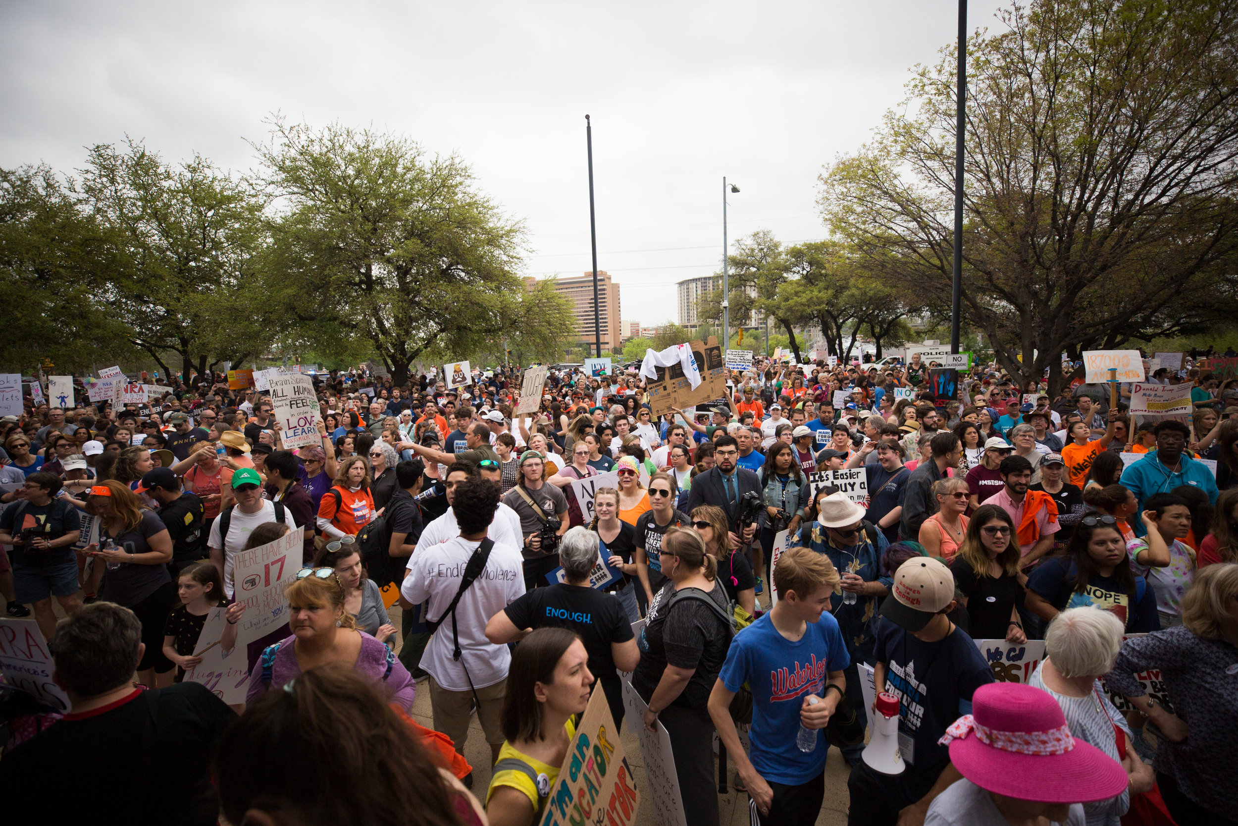 March For Our Lives - Austin