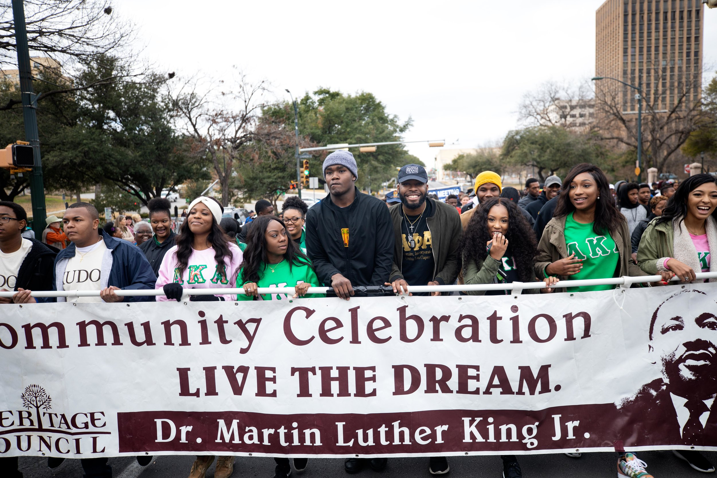 Martin Luther King Day March and Festival