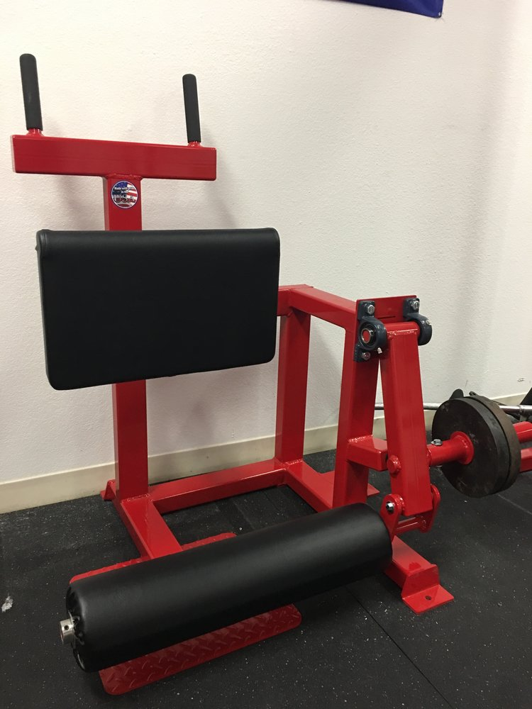 The Gym — Texas City Barbell