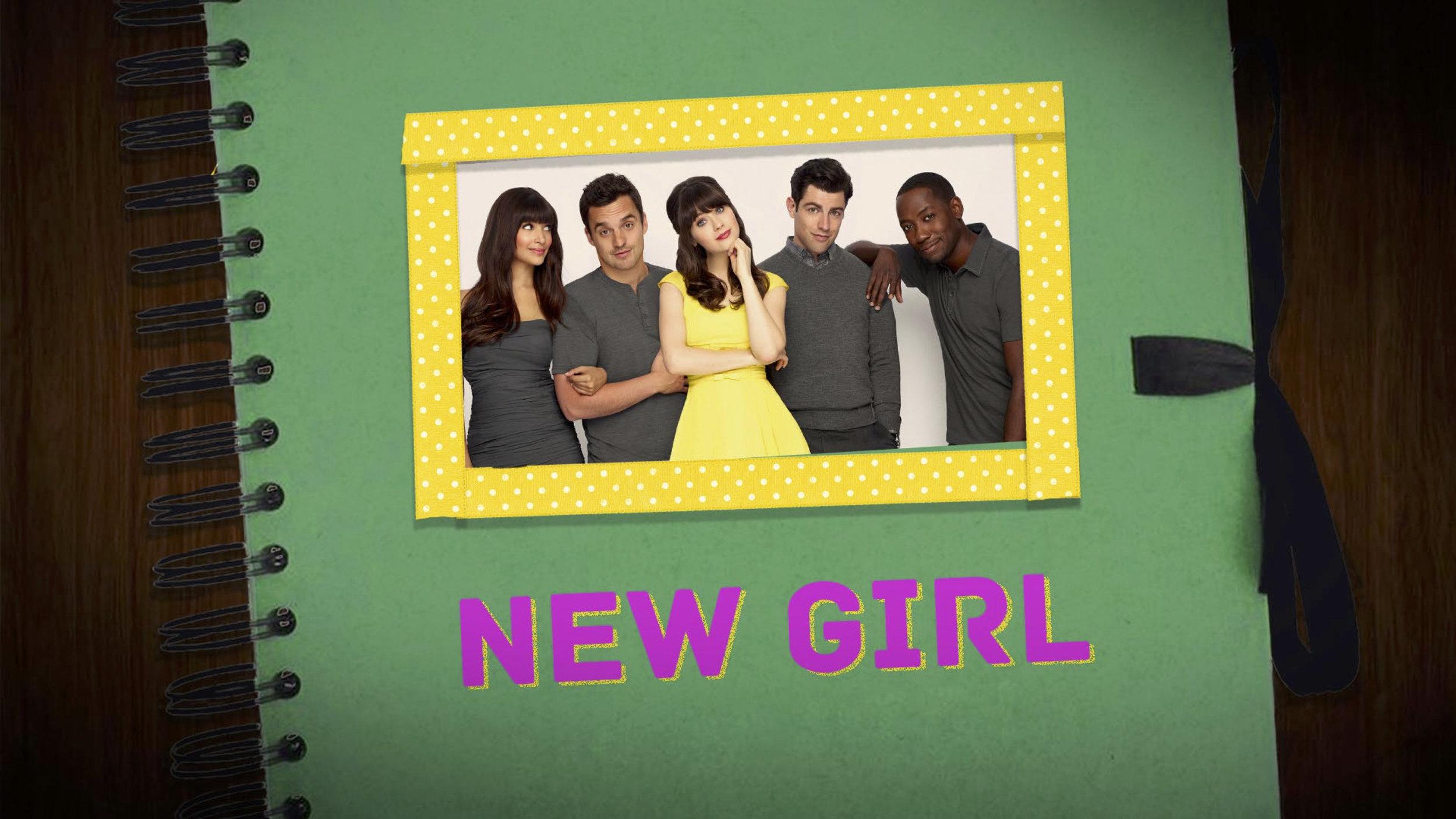 NEW GIRL -