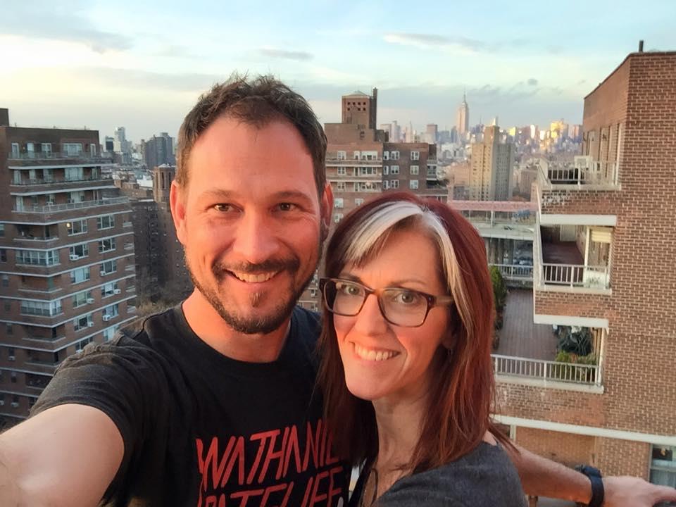 Nick and Jen Pencis