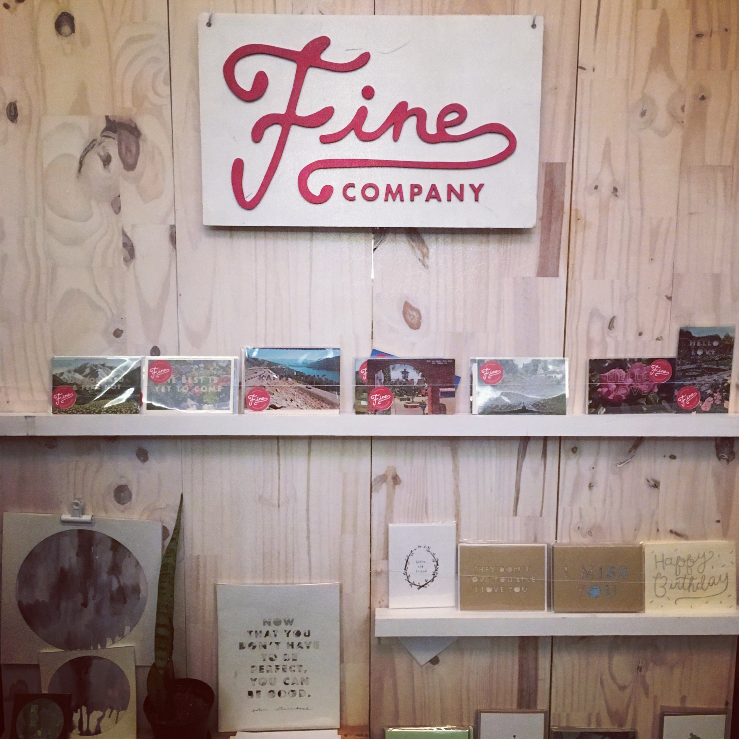 We love Courtney Searcy's paper goods!