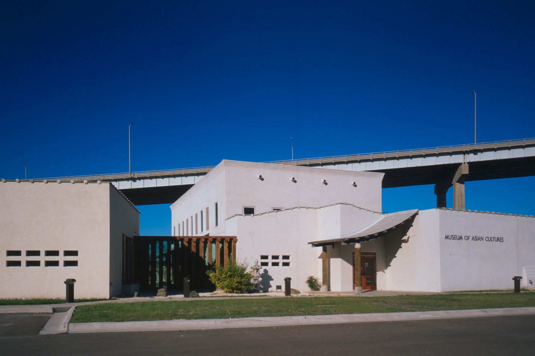 THE MUSEUM OF ASIAN CULTURES