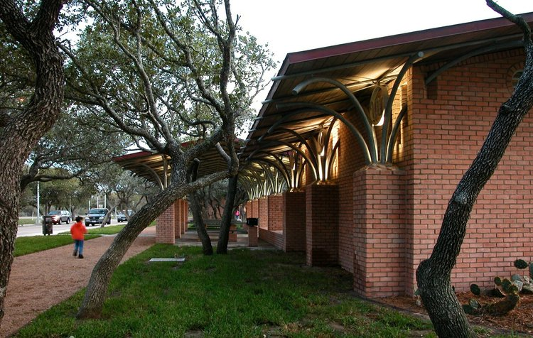 KENEDY COUNTY SAFETY REST AREA