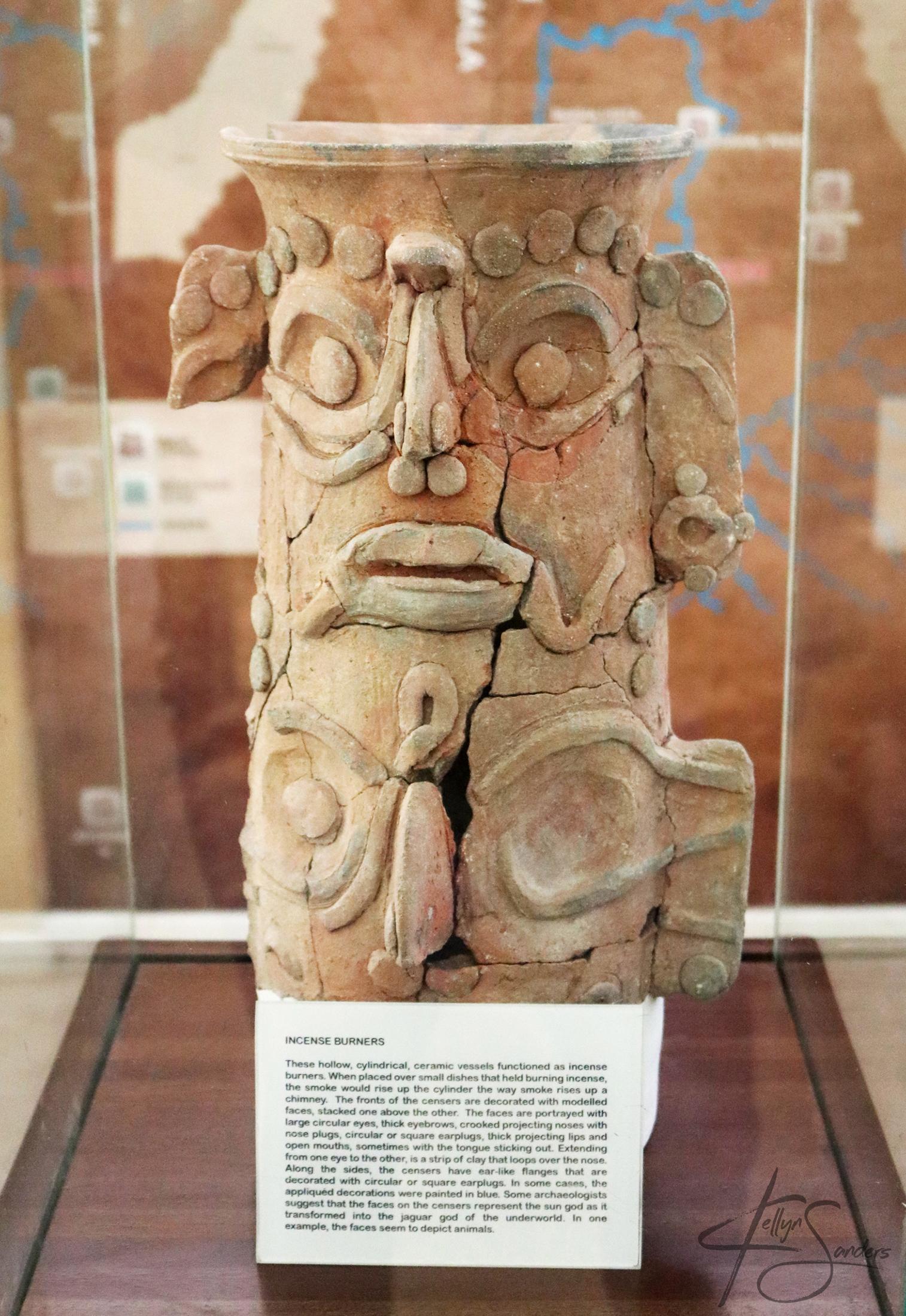 Xunantunich Artifact