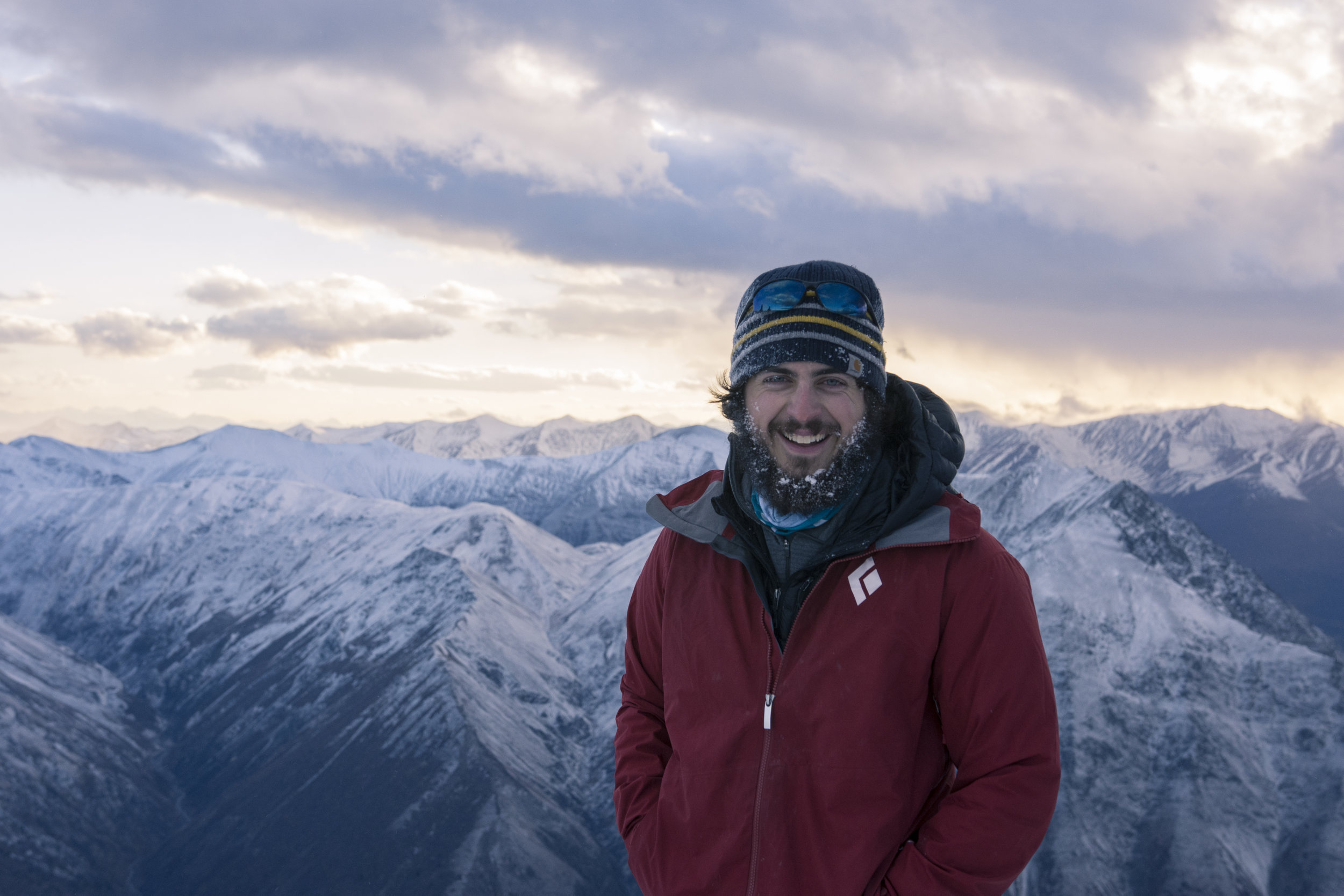 Self-Portrait, Kluane National Park