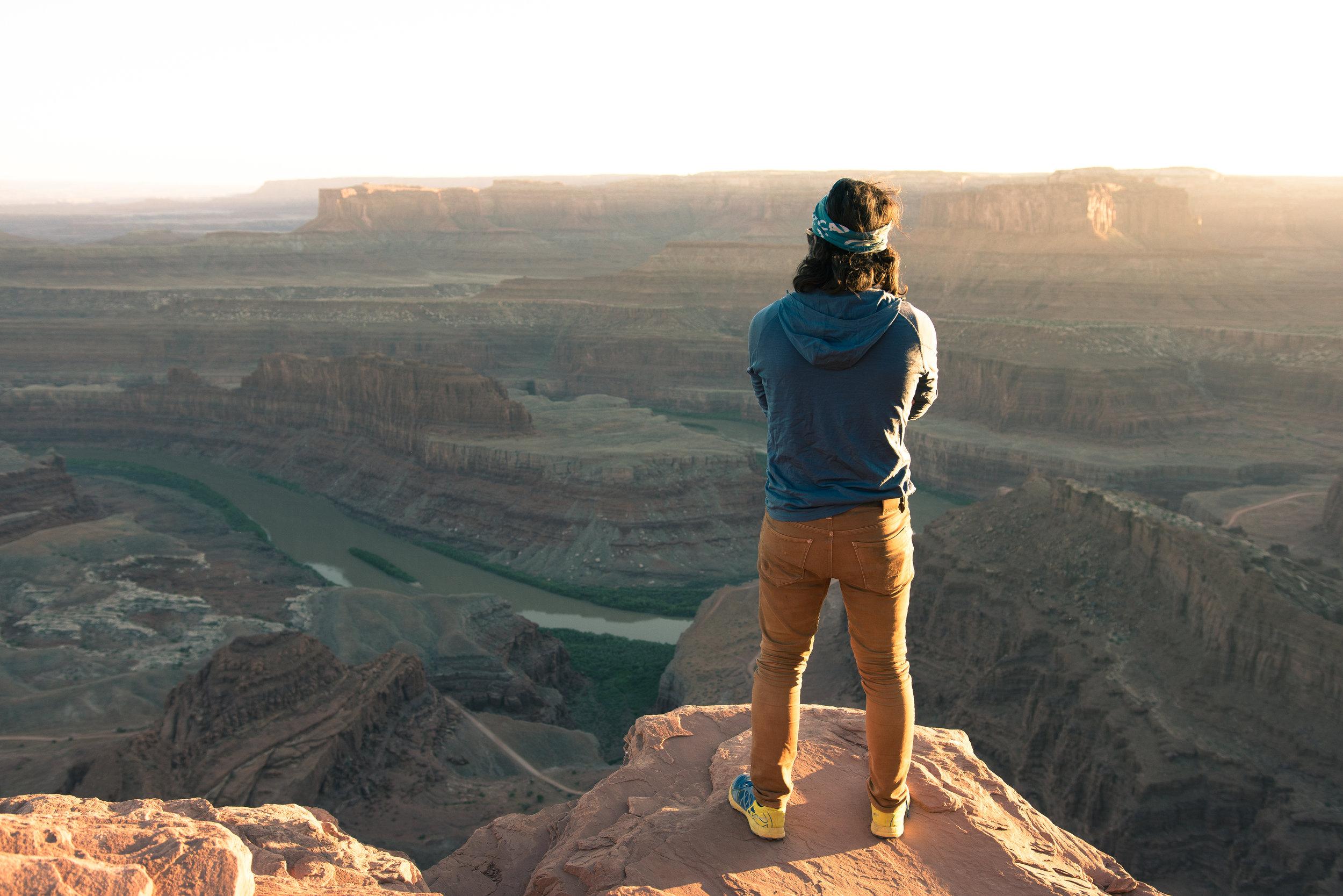 Long hurrr don't currr. (Moab, Utah.)