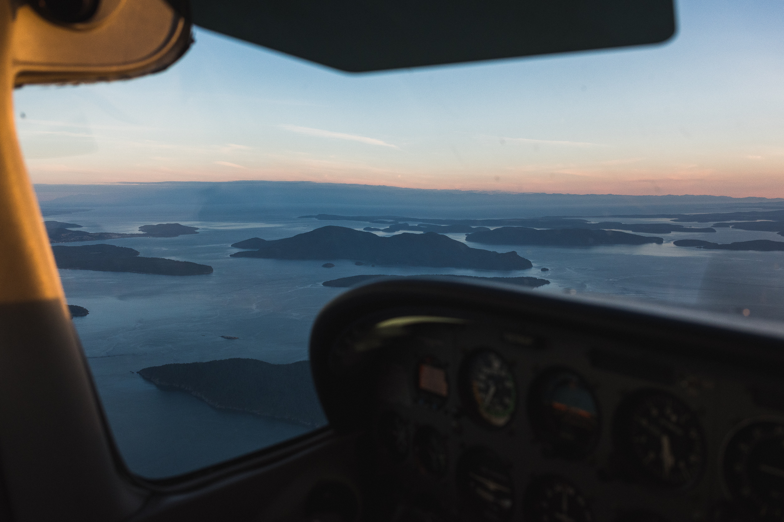 Sea to Sky - A final loop over the San Juan's before heading back to Seattle.