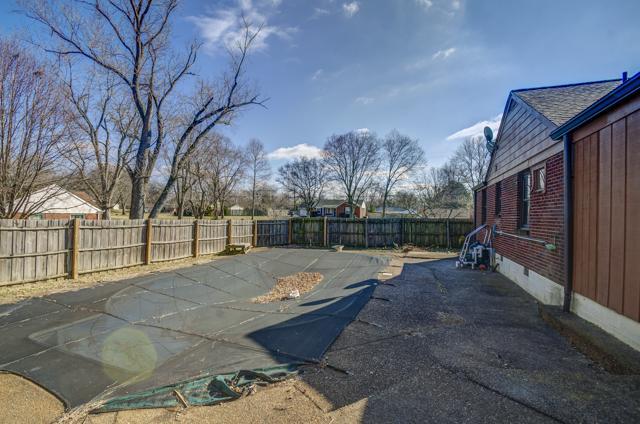 ourtnlife renovation pool